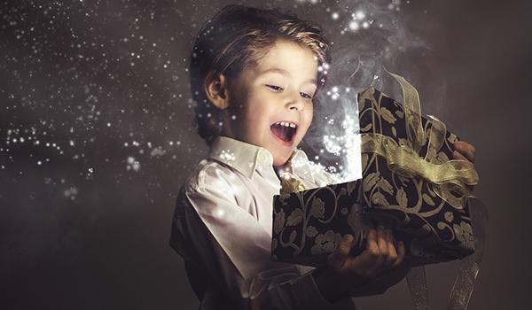 給孩子 的禮物