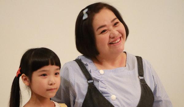 鍾欣凌 媽媽的心情
