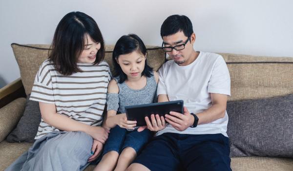 親子共學線上學習