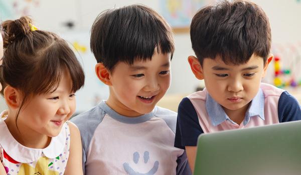 兒童線上學習