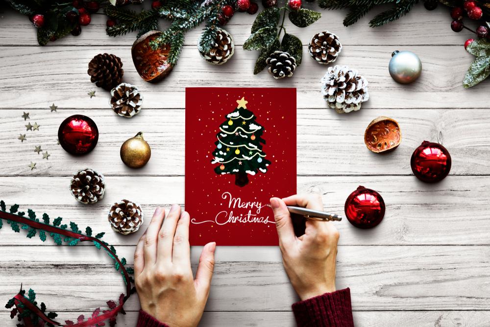 聖誕節快樂英文怎麼寫?