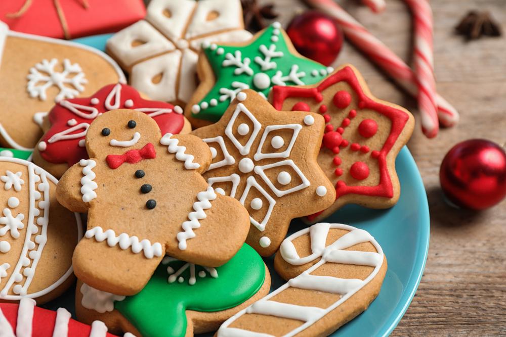 聖誕節英文單字:Christmas cookies