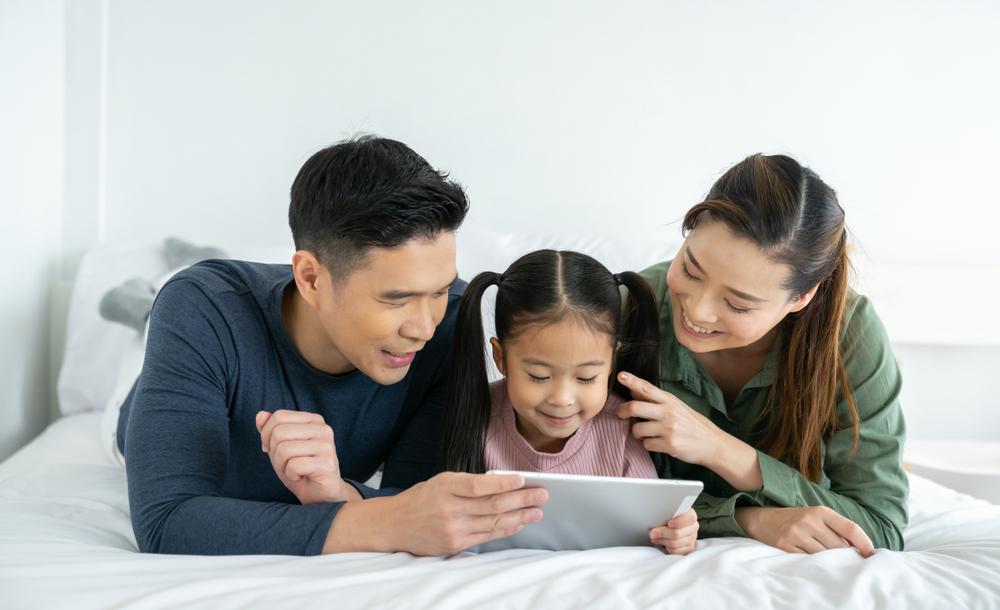 傾聽孩子的想法改善親子關係